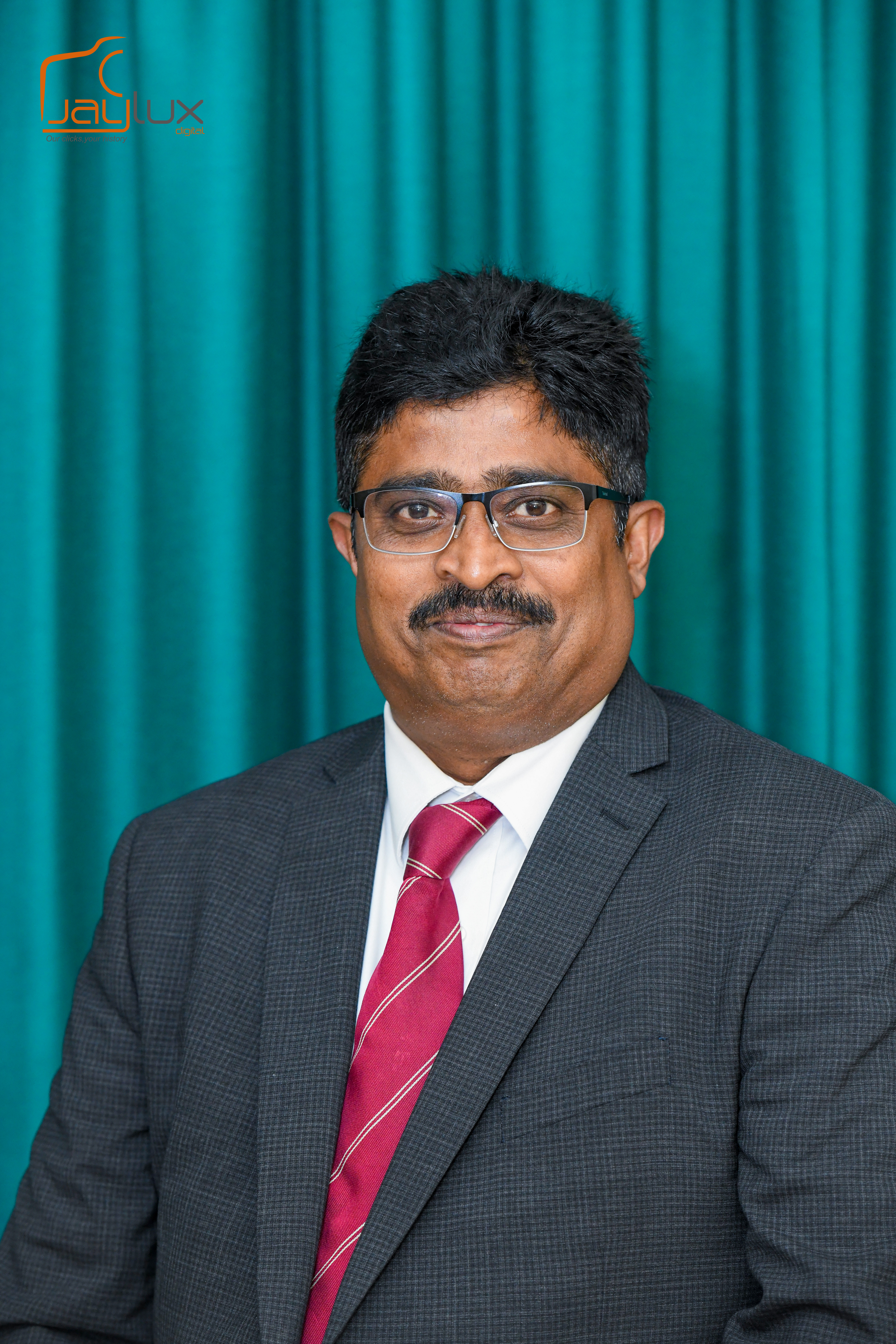 Treasurer -  Mr Balamurali
