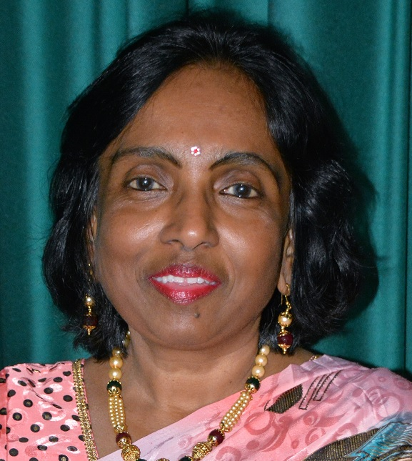 Treasurer -  Mrs Manohari Ashokakumar